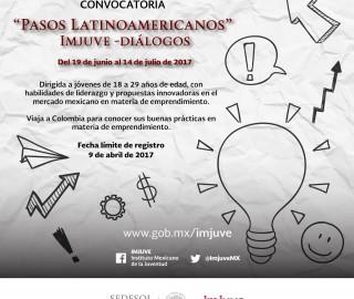 "Convocatoria – ""Pasos Latinoamericanos"""