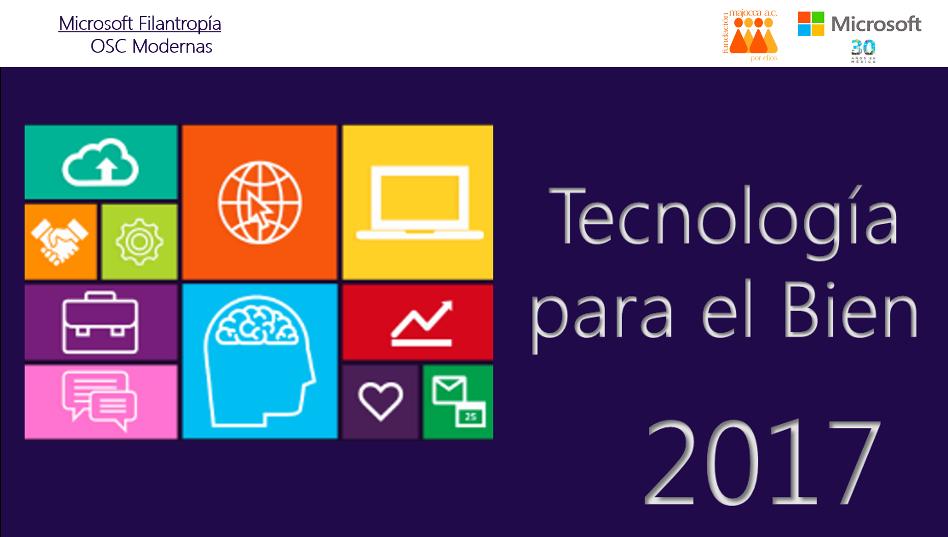 """""""Foro de Tecnología para el Bien"""""""
