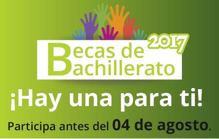 Inicia registro para las becas de educación media superior Ciclo 2017 – 2018.