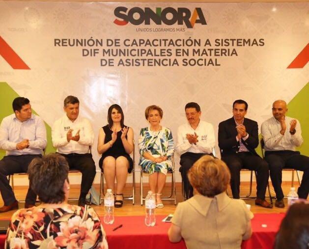 El DIF Sonora celebra Taller de capacitación a Sistemas DIF Municipales