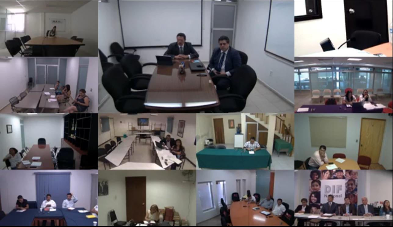 3ª. Reunión Nacional de Información en Materia de Asistencia Social