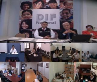 Reunión Regional de los Sistemas Estatales DIF