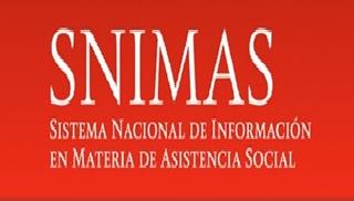 2da. Reunión Nacional de Información en Materia de Asistencia Social (SNIMAS) 2018