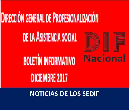 Boletín DGPAS diciembre de 2017