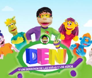 """PROGRAMA EDUCATIVO  """"DENI Y LOS  DERECHOS DE LAS NIÑAS Y LOS NIÑOS"""""""