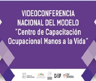 Videoconferencia Modelo Manos a la Vida: Centro de Capacitación para personas con Discapacidad Intelectual y Síndrome de Down