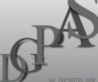 Boletín Informativo 3er Trimestre DGPAS  Jul/Ago/Sep 2018