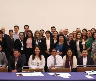 Primera Reunión Nacional de Titulares de los Sistemas Estatales DIF