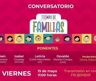 TIEMPOS DE FAMILIAS