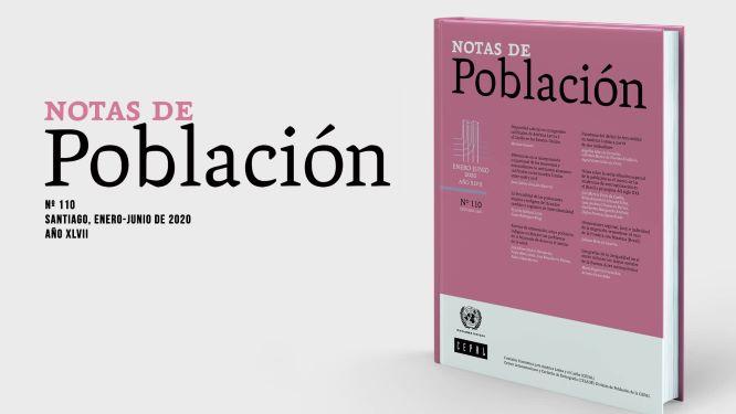 Revista de población de la CEPAL